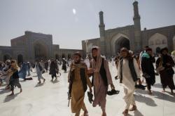 Tálibové v Herátu