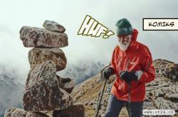 Senior neúnavně zdolává vrcholky skotských hor. Vyrovnává se tak s manželčinou nemocí a samotou