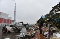 Spalovna odpadů - ilustrační snímek