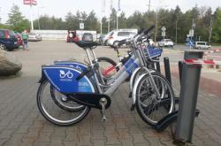 Sdílená kola v Praze
