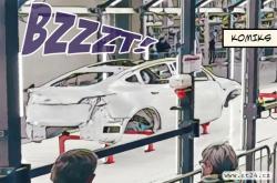 Tesla zpřístupnila Gigafactory