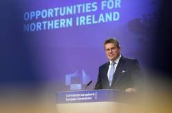 Místopředseda EK Maroš Šefčovič