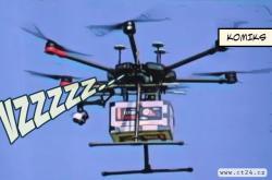 V Izraeli se chystají na přesun části dopravy do vzduchu. Drony mají ulevit dopravním zácpám