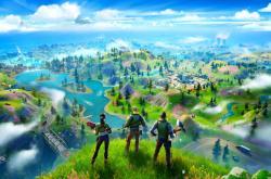 Metaverse může částečně připomínat svět hry Fortnite