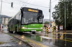 Autobus v Krupce