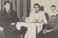 Bedřich Zahradník s rodiči