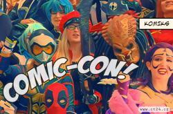 V Praze proběhl druhý český Comic-Con