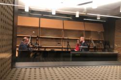 Miroslav Karas v podcastu Background ČT24