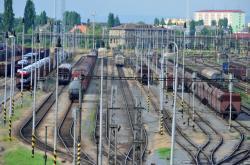Výluka začne v nákladovém nádraží Brno-Maloměřice