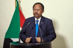 Súdánský premiér Abdalláh Hamduk