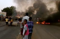 Nepokoje v Chartúmu