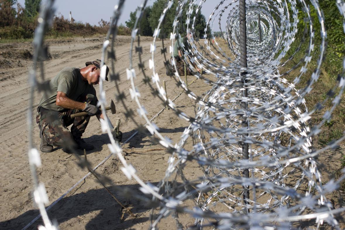 Maďarský plot