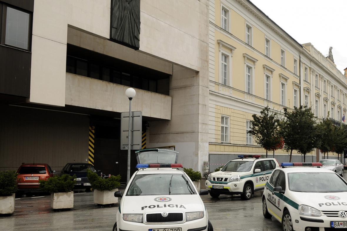 Nejvyšší soud v Bratislavě