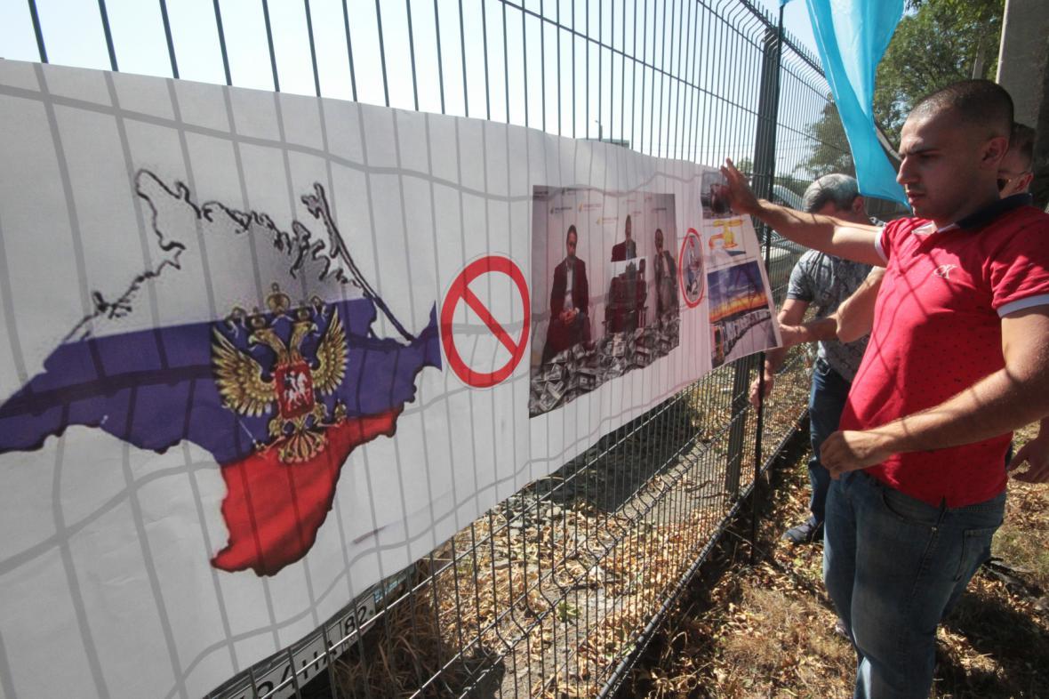 Potravinová blokáda Krymu