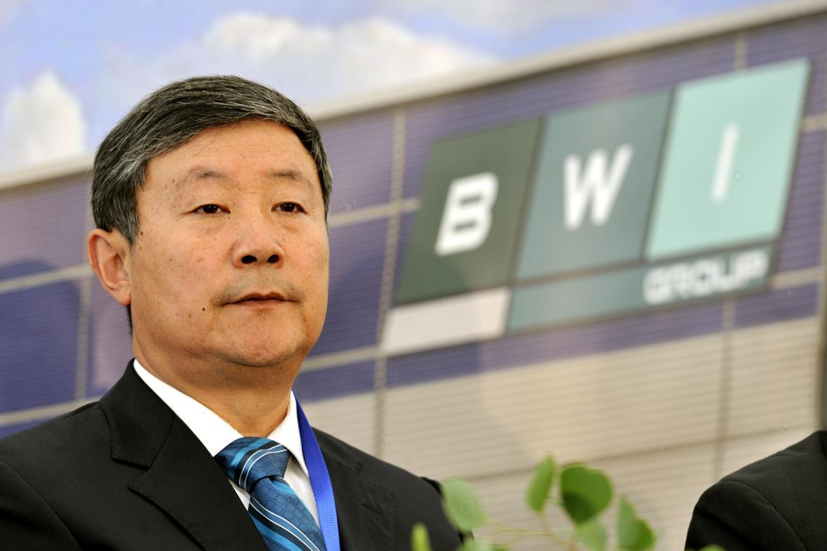 Zhong Wang, člen vedení BWI