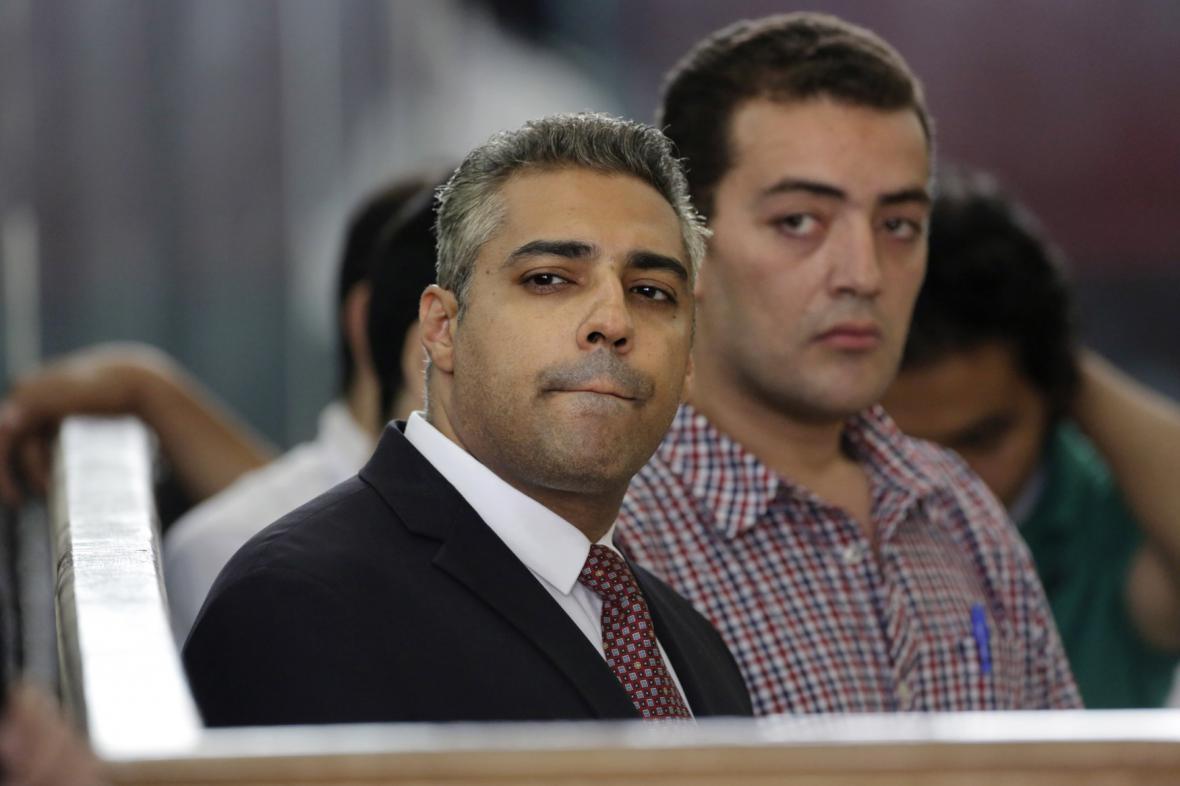 Mohamed Fahmy a Báhir Muhammad