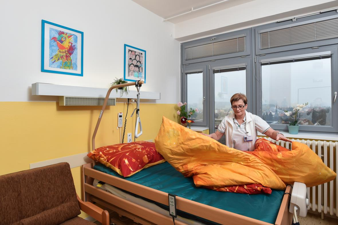 Z českolipské nemocnice