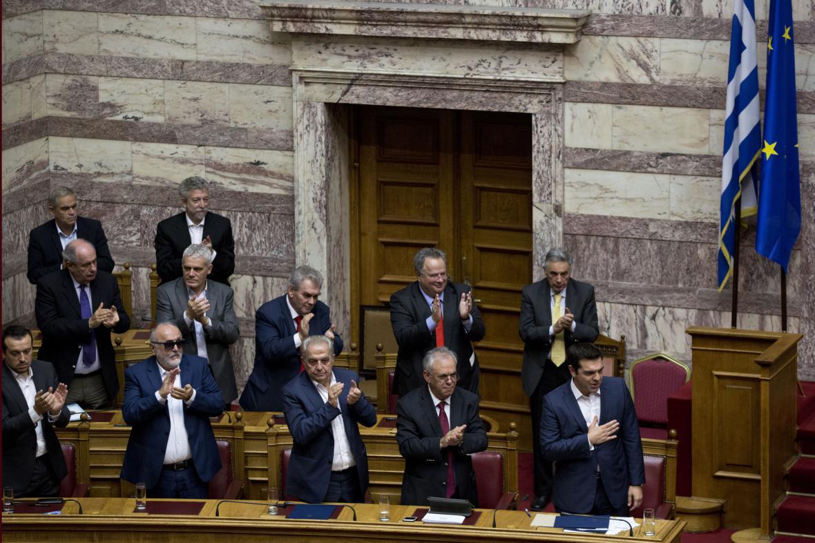 Tsiprasova vláda
