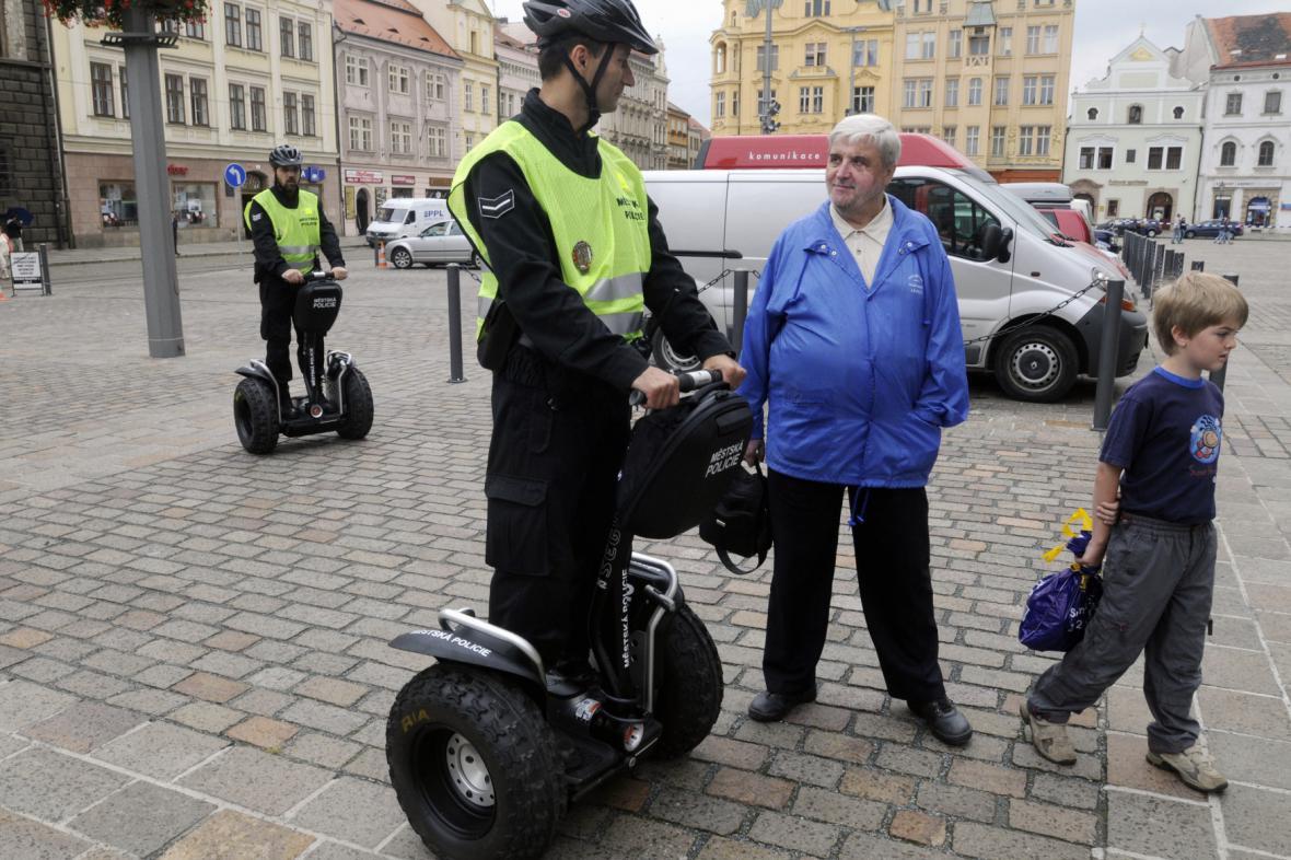 Městská policie v Plzni