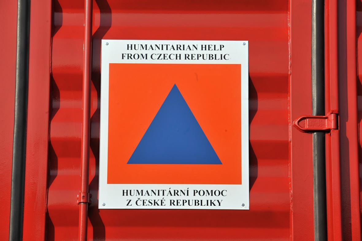 Humanitární pomoc z ČR