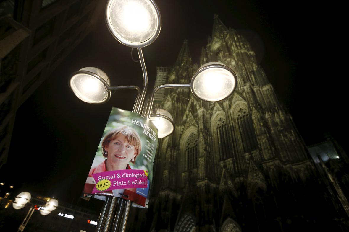 Novou starostkou Kolína nad Rýnem bude Henriette Rekerová