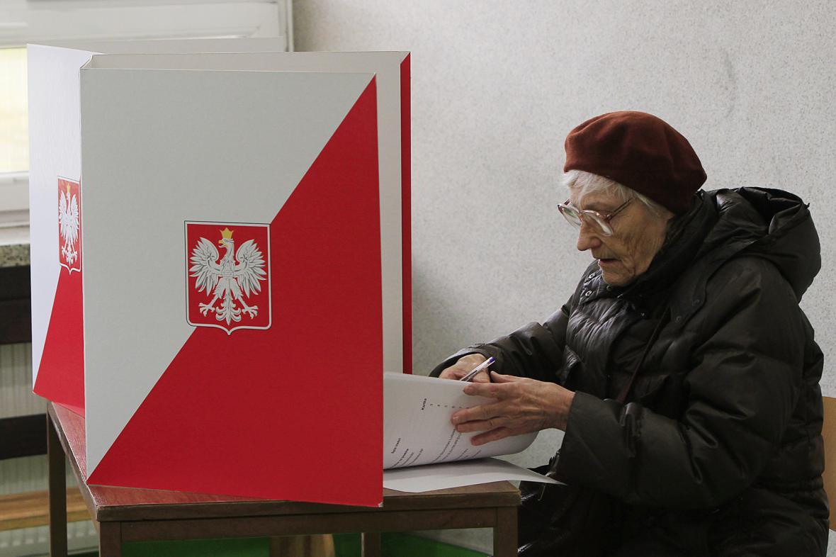 Polské parlamentní volby