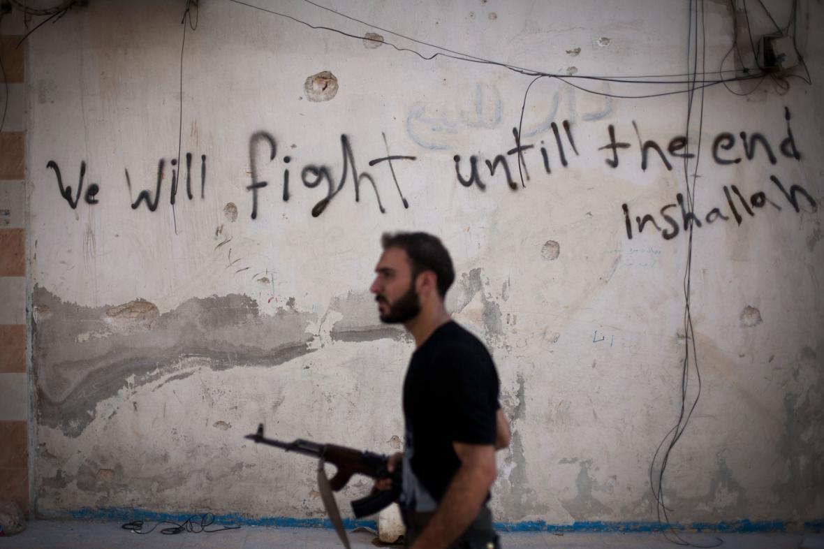 Svobodná syrská armáda