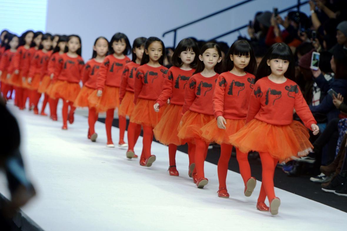 Čína končí s politikou jednoho dítěte (ilustrační foto)