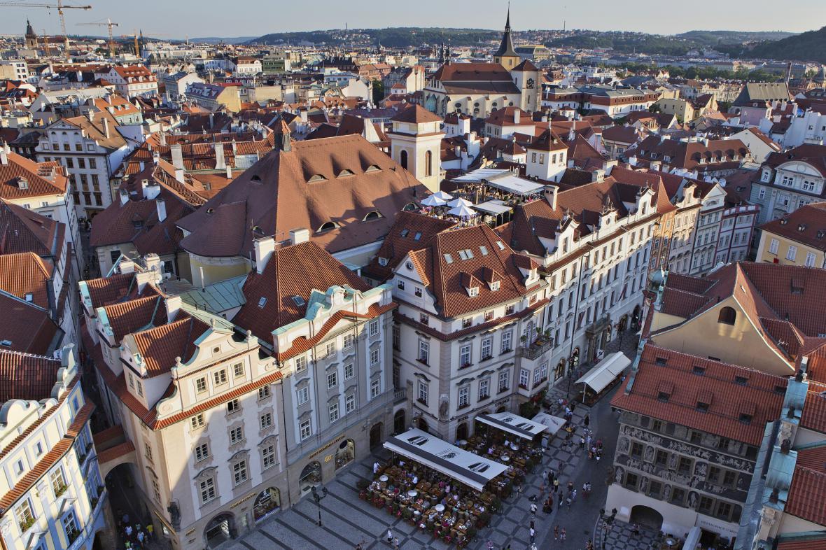 Staré Město v Praze