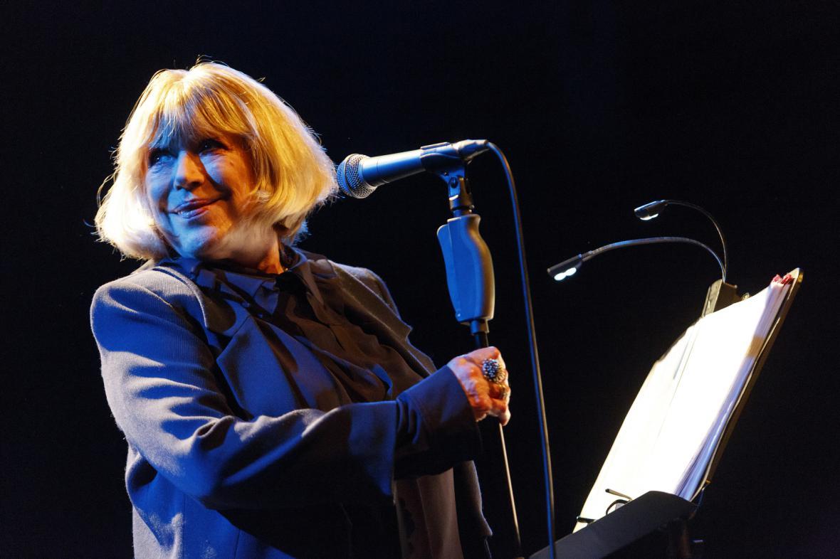 Marianne Faithfullová