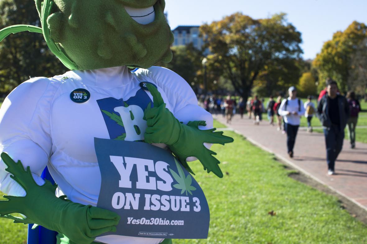 Kampaň za legalizaci marihuany