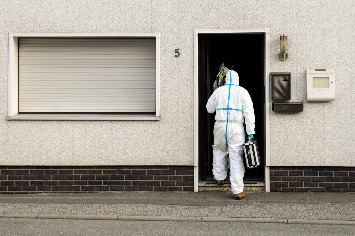 Vyšetřování smrti sedmi dětí v bavorském Wallenfelsu