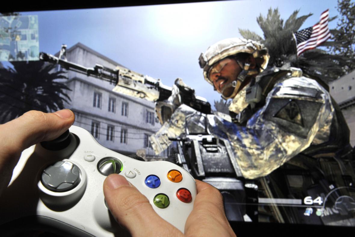 Hra Call of Duty