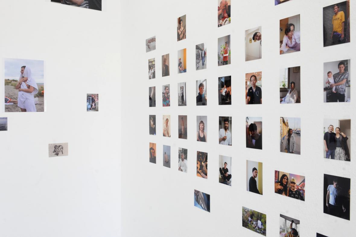 Výstava Wolfganga Tillmanse v v českobudějovickém Domě umění