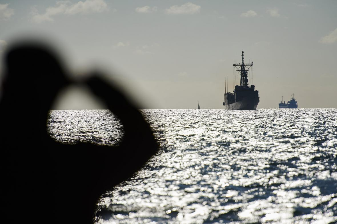 Vojenské cvičení NATO