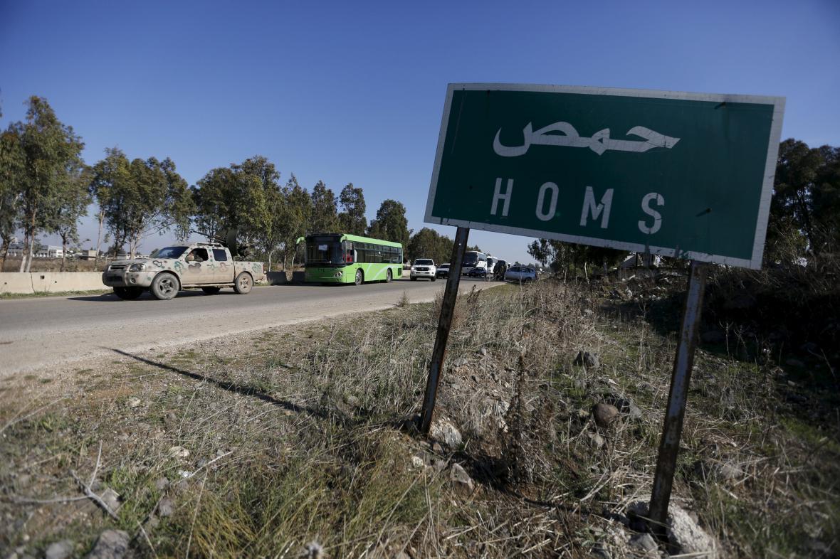 Syrský Homs