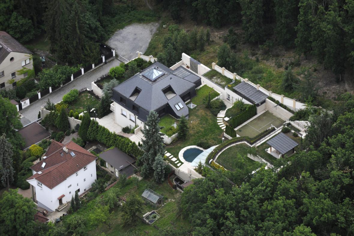 Krejčířova vila