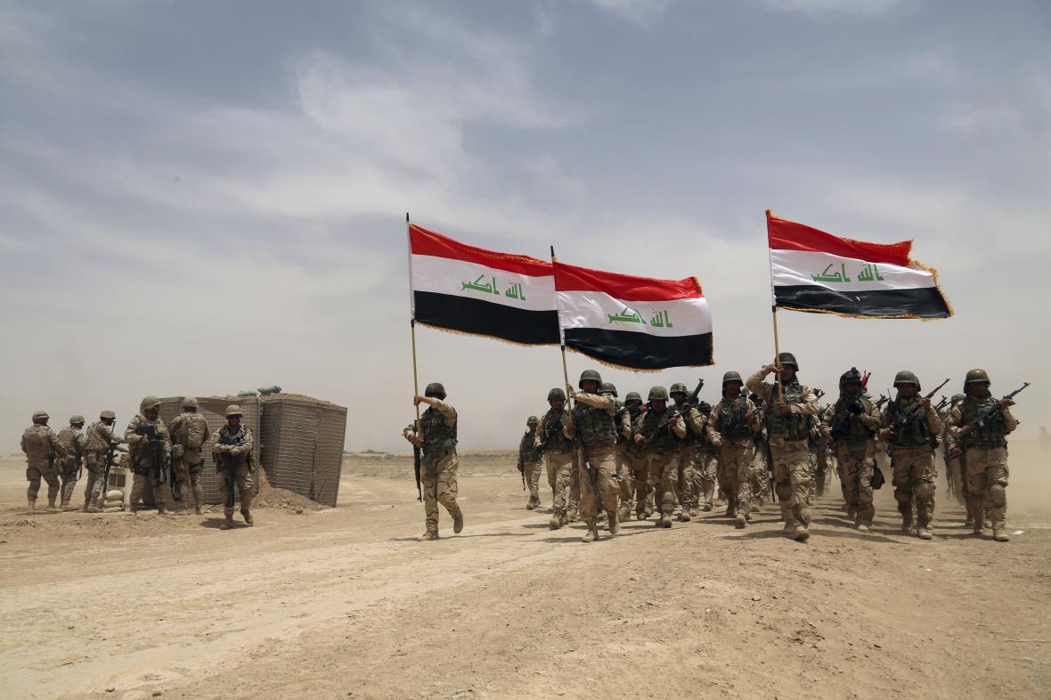 Irácká armáda