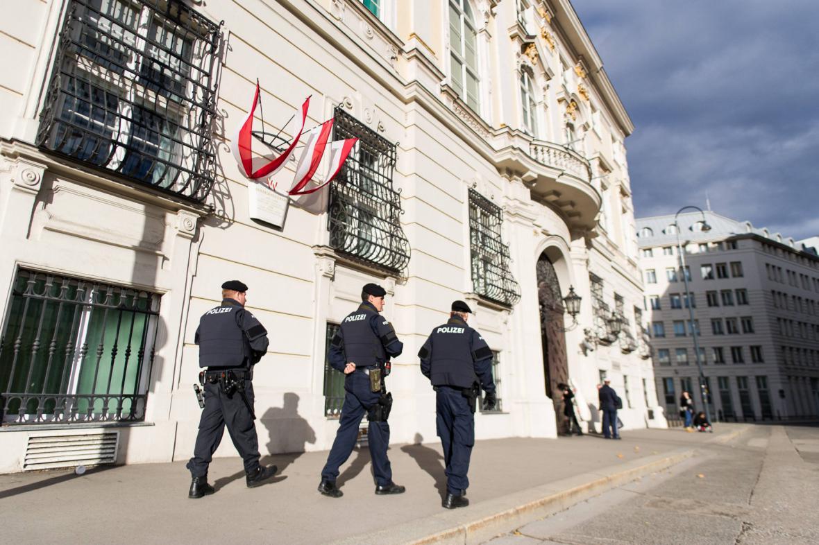 Vídeňská policie