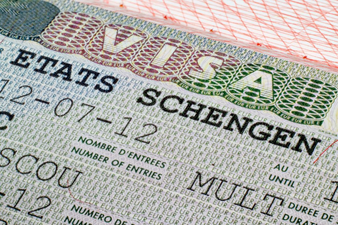 Schengenské vízum