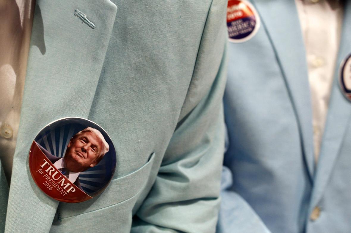Volební kampaň Donalda Trumpa