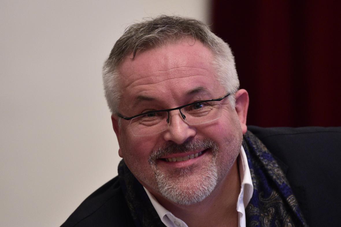 Petr Hostek (ČSSD), nový starosta Benešova