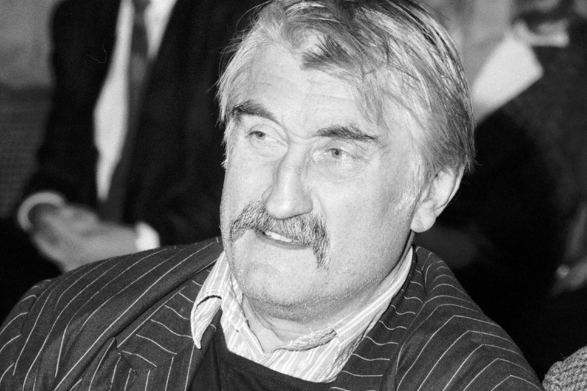 Jedním z otců za železnou oponou byl Pavel Landovský