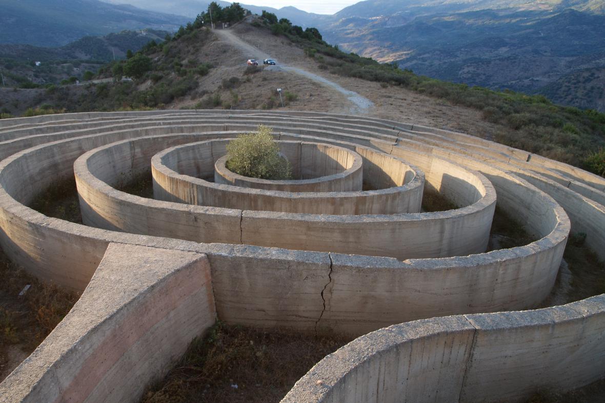 Italo Lanfradini / Labirinto di Arianna