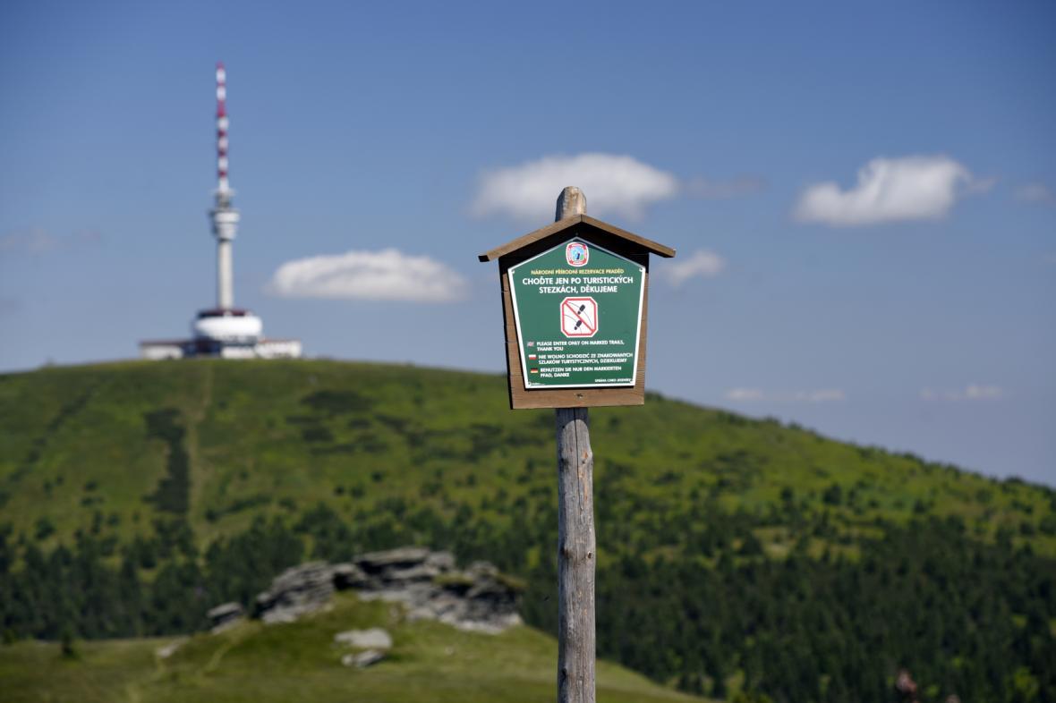 Národní přírodní rezervace Praděd
