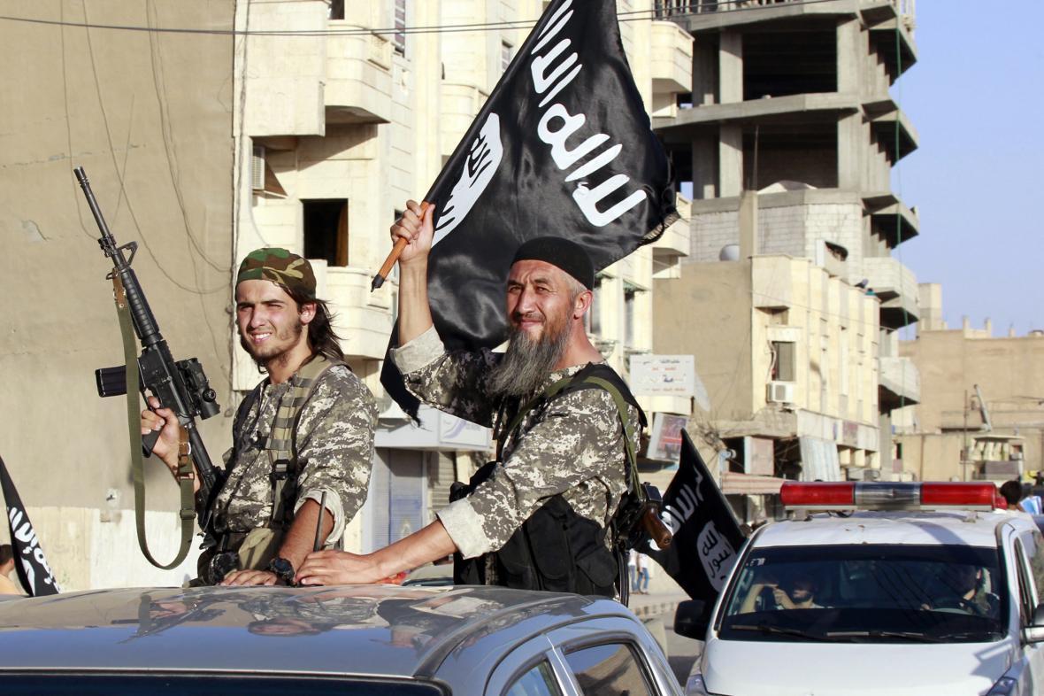 Stoupenci Islámského státu
