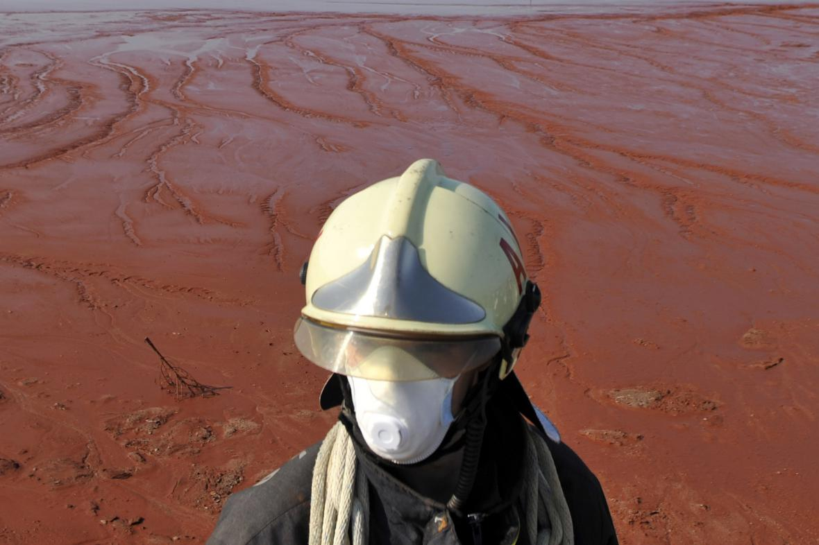 Ekologická katastrofa v maďarském Kolontáru