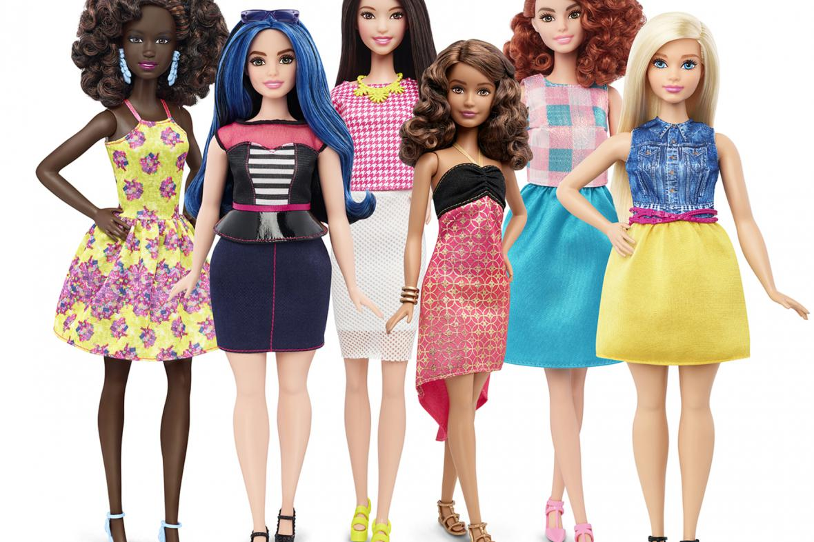 Nové Barbie