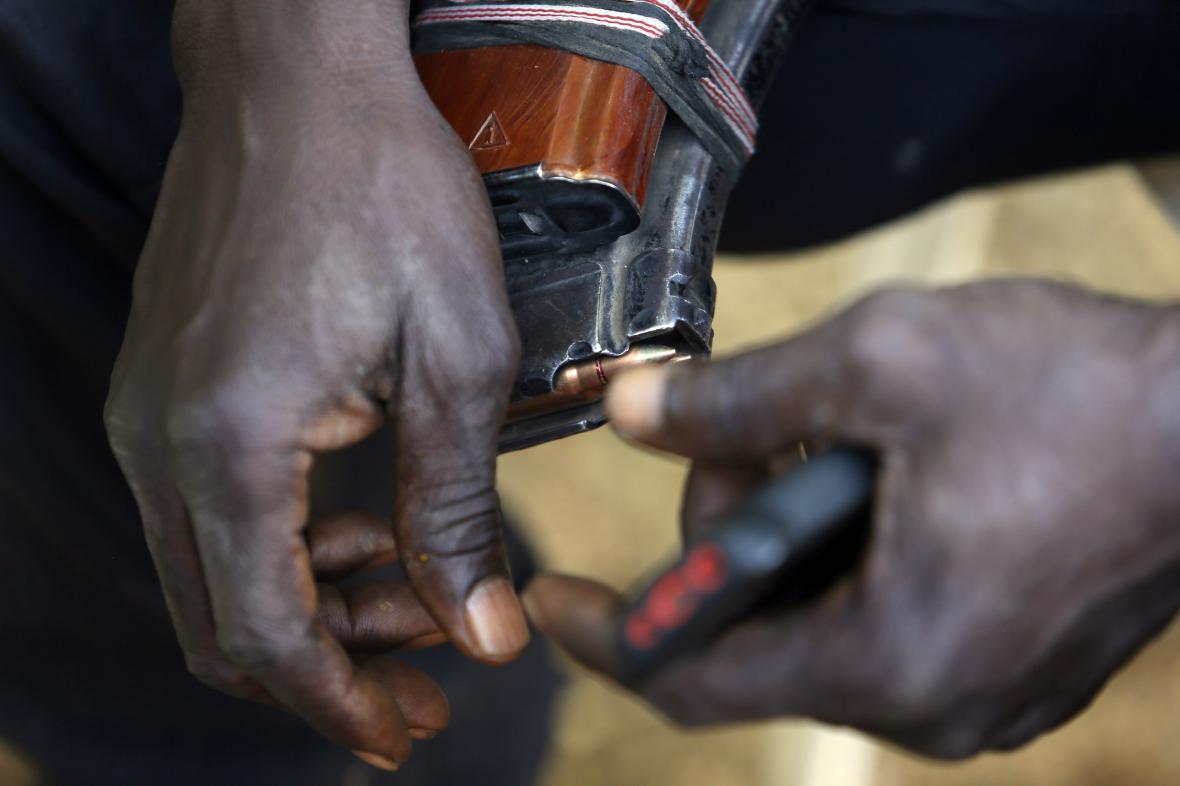 Nigerijské armádě pomáhají v boji se separatisty dobrovolníci