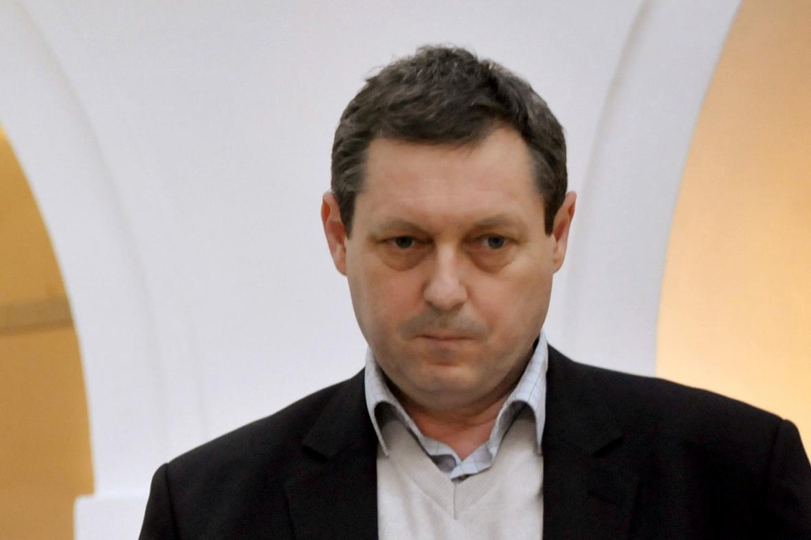 Europoslanec Jiří Maštálka